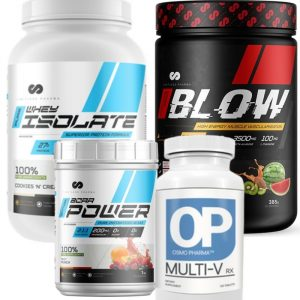 Best Supplements Package to gain muscle or lose fat
